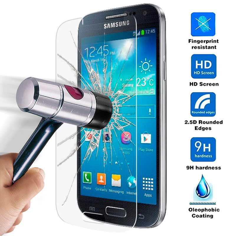 Protector-de-Pantalla-Cristal-Templado-para-Samsung-Galaxy-S4-Mini-i9190-Glass